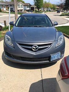 2010 Mazda 6 GS 2.5L **GREAT CONDITION**