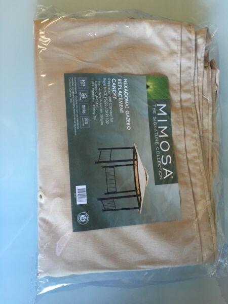 Hexagonal Gazebo Replacement Canopy | Miscellaneous Goods