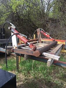 Bobcat mid frame rear stabilizer for sale skidsteer