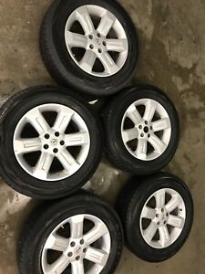 Nissan Murano, Rogue, Pathfinder , oem Rims 235/65/18