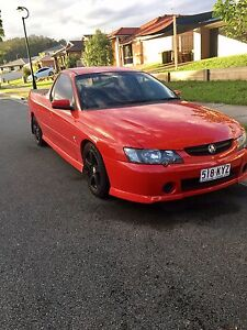2004 Holden Commodore Vy Series II Storm Ute Coomera Gold Coast North Preview