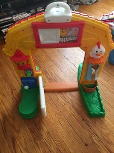Baby stand up toys!