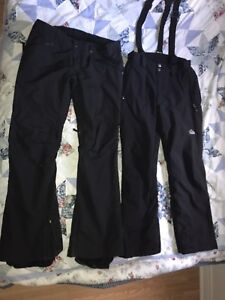 Women's snow pants! - 2 pairs - each sz XL