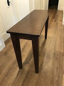 Table by Geddes Furniture