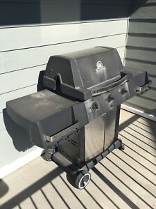 Broil King 3 burner BBQ