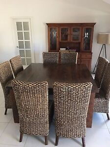 8 Seater Dining Set West Toodyay Toodyay Area Preview