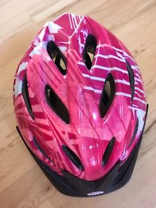 Bike Helmets - youth size for approx 8-11year olds