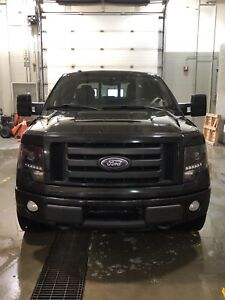F-150 FX4 off road/ tow package 2010
