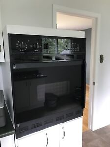 Build-in oven and stove