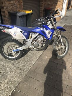 Yamaha WR250F Bulli Wollongong Area Preview