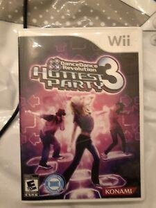 Wii Dance Revolution hottest party 3