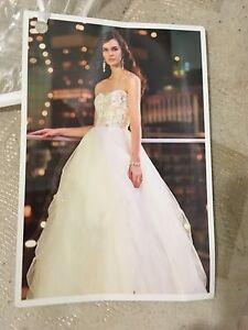 Brand new Wedding dress- Never worn