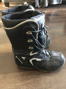 For sale snowmobile boots size 12