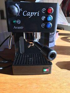 Cafetière CAPRI