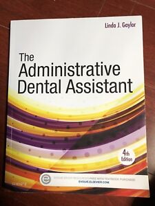 Administrative Dental Assistant 4th Edition