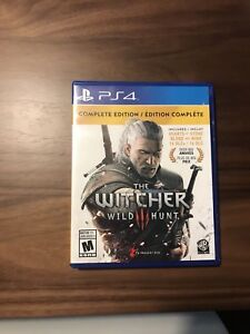 The Witcher III - Complete Edition