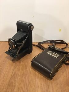 Folding Camera with Case