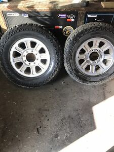 Ford factory rims