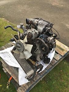 13b s4 Mazda rx7 engine and trans