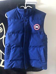 Canada goose vest small 9/10 condition