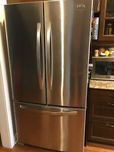 "Kenmore 36"" fridge"