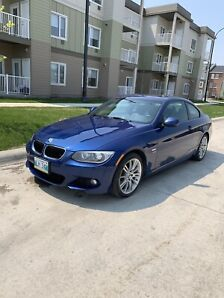 2011 BMW 335i xDrive M-Sport Package 97000kms CLEAN TITLE