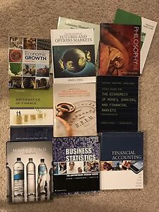 Wilfrid Laurier WLU UW used textbook economics business