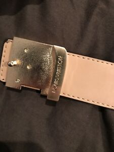 Belt designer Iv supreme and brown monogram pm for photo