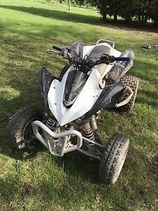 Kfx450R 2008 in great shape needs nothing  asking 4000 obo