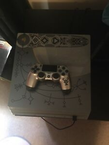 God of War rare limited edition PS4 Pro