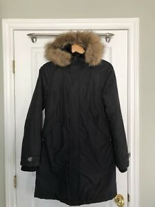 TNA parka size medium