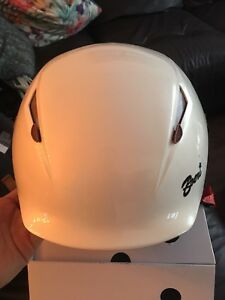 Ladies ski helmet