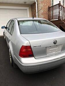 2003 Volkswagen Jetta, NEW MVI