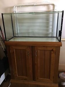 3ft fish tank and accessories Launceston Launceston Area Preview