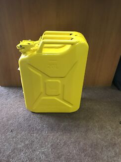 Jerry can Melton West Melton Area Preview