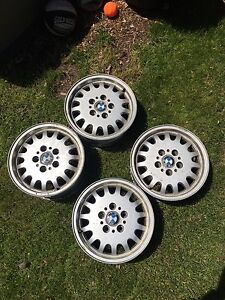 BMW Rims  16.5 in.