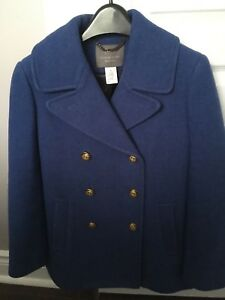Wool jacket. New. Size XS. J. Crew.