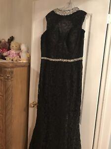 Size 16 evening dress