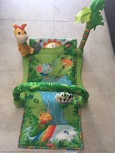 Play Mat tummy time activity Fisher Price Eden Hill Bassendean Area Preview