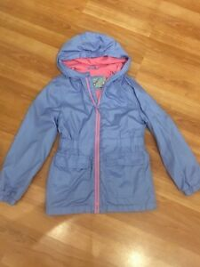 Girls F.O.G. by London Fog windbreaker / rain jacker - size 6X