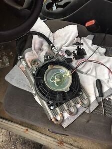 Selling remote transmission cooler