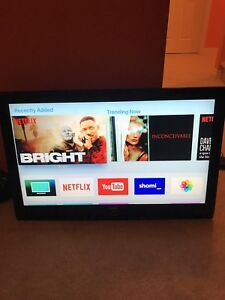 "40"" LCD flat screen tv RCA"