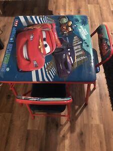 Table pour enfants 3 pièces