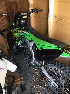 Mint KXF 250 price reduced