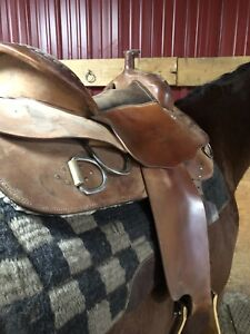 Basic work saddle
