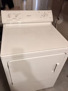 GE dryer-with free delivery -works great