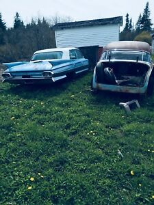 Two old Cadillac's for sale make an offer