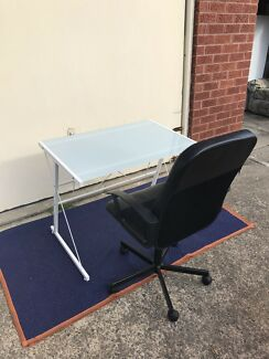Home office computer desk and chair Clovelly Eastern Suburbs Preview
