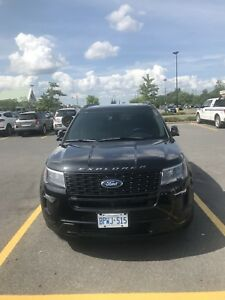 2018 Ford Explorer Sport Lease take over