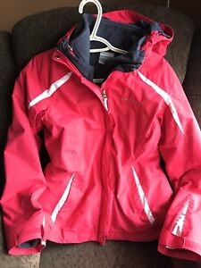 Columbia 3-in-1 jacket